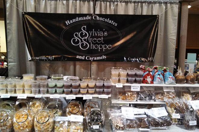 Sylvia's Sweet Shoppe, Cooke City, United States