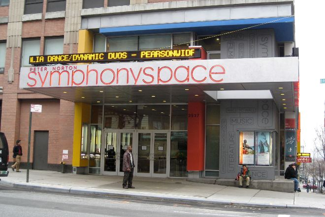 Symphony Space, New York City, United States