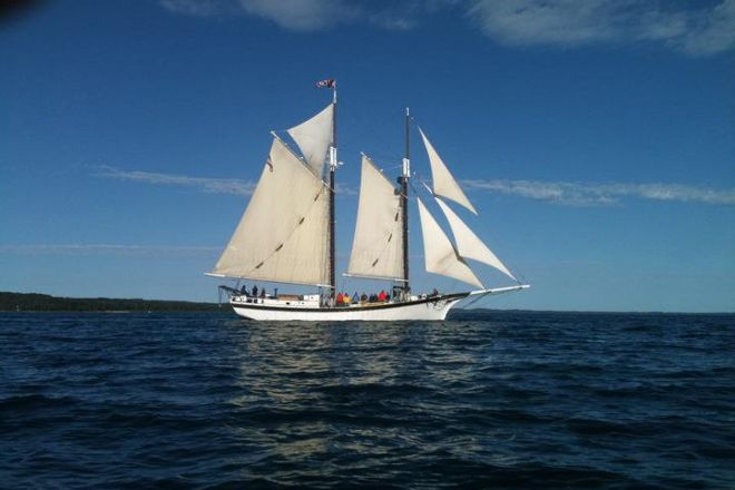 Tall Ship Manitou - Day Tours, Traverse City, United States