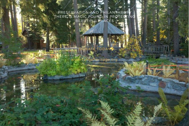 Tallac Historic Site, South Lake Tahoe, United States
