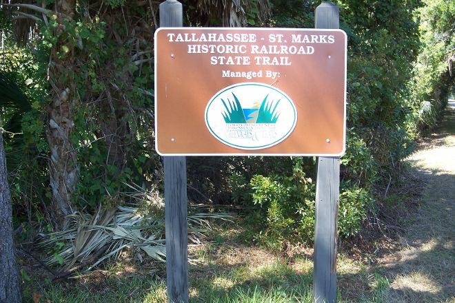 Tallahassee-St. Marks Historic Railroad State Trail, Tallahassee, United States