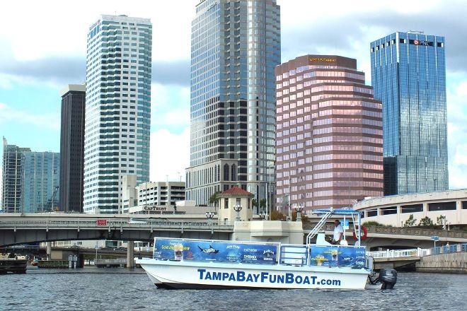 Tampa Bay Fun Boat LLC, Tampa, United States