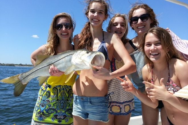 Tampa Fishing Charters, Tampa, United States