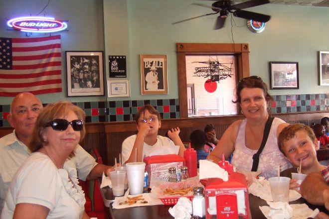 Tastin' 'Round Town, Memphis, United States