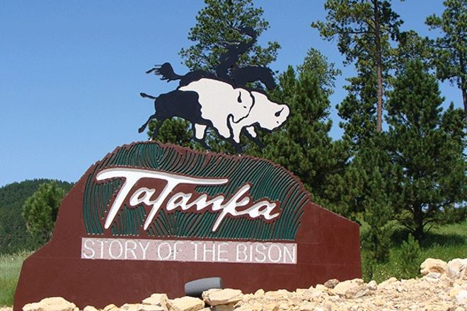 Tatanka: Story of the Bison, Deadwood, United States