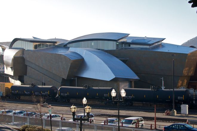 Taubman Museum of Art, Roanoke, United States