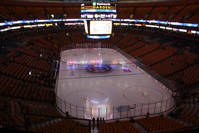 TD Garden, Boston, United States