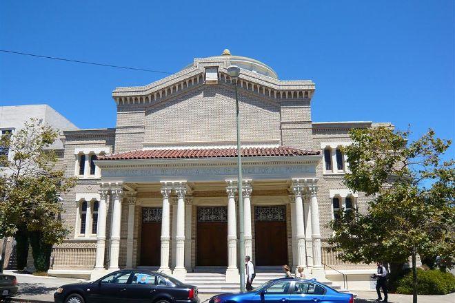 Temple Sinai, Oakland, United States