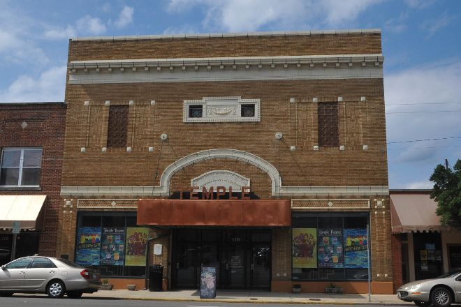 Temple Theater, Sanford, United States