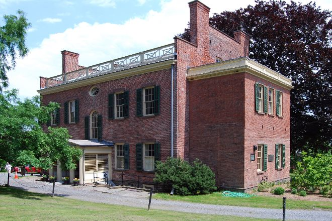 Ten Broeck Mansion, Albany, United States