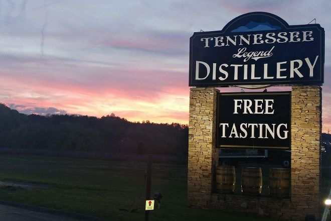 Tennessee Legend Distillery, Cookeville, United States