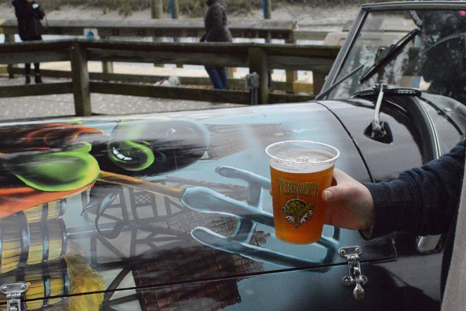 Terrapin Beer Company, Athens, United States