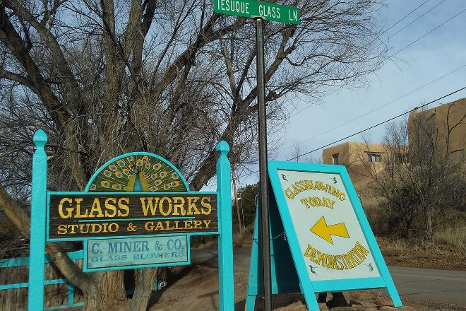 Tesuque Glassworks, Santa Fe, United States
