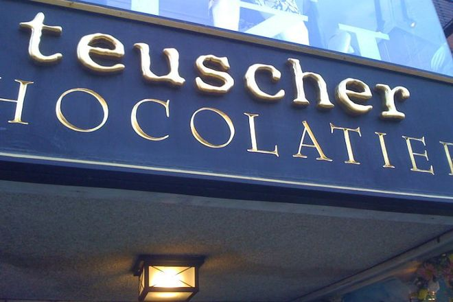 Teuscher Chocolates Boston, Boston, United States