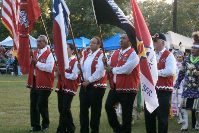 The Alabama-Coushatta Tribe of Texas, Livingston, United States