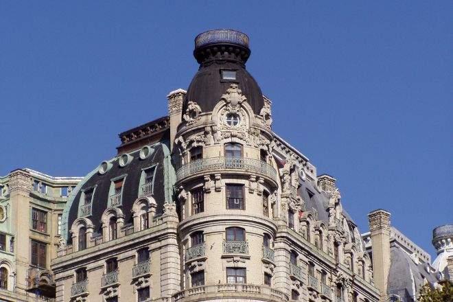 The Ansonia, New York City, United States