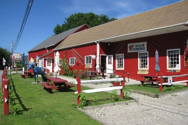 The Apple Barn and Country Bake Shop, Bennington, United States