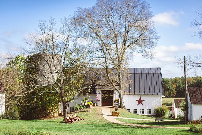 The Barns at Hamilton Station Vineyards, Hamilton, United States