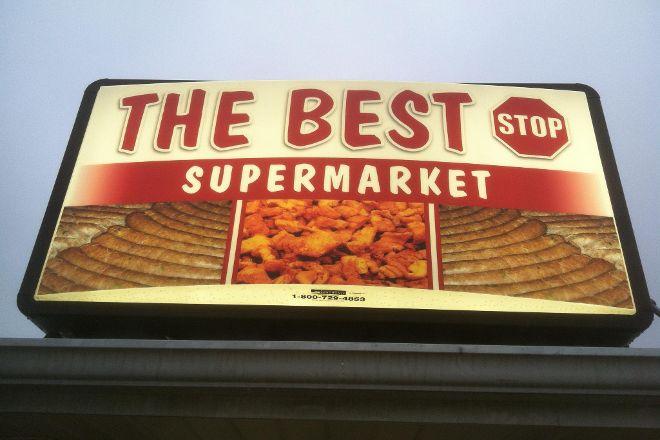 The Best Stop Supermarket, Scott, United States