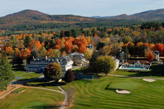 The Bethel Inn Resort Golf Course, Bethel, United States