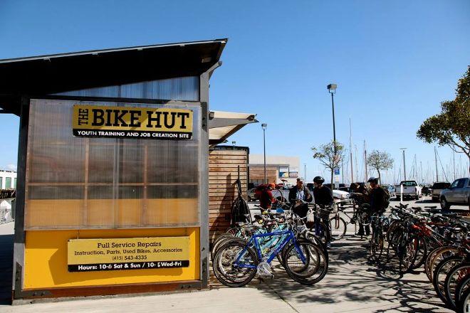 The Bike Hut, San Francisco, United States