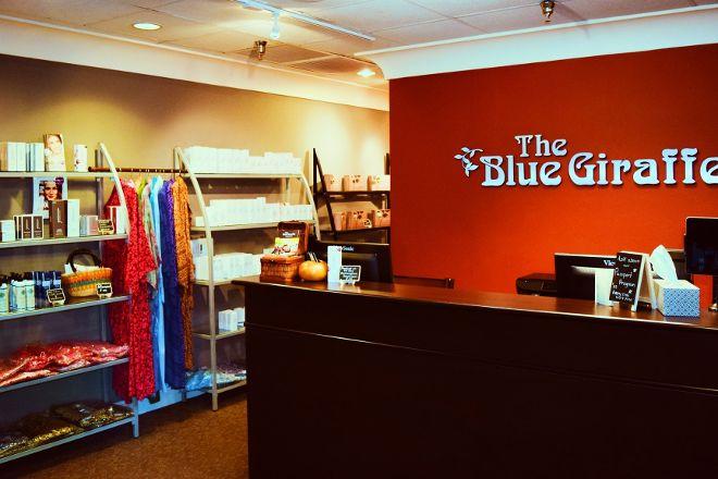 The Blue Giraffe Spa, Ashland, United States