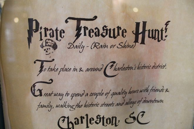 The Brass Pirate, Charleston, United States