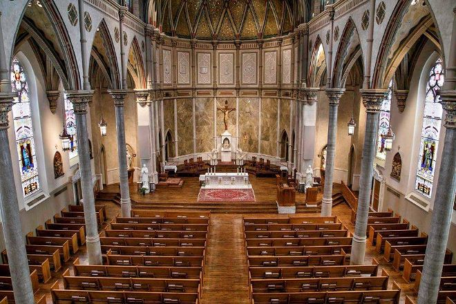 The Cathedral of St. Paul, Birmingham, United States