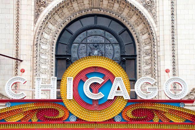 The Chicago Theatre, Chicago, United States