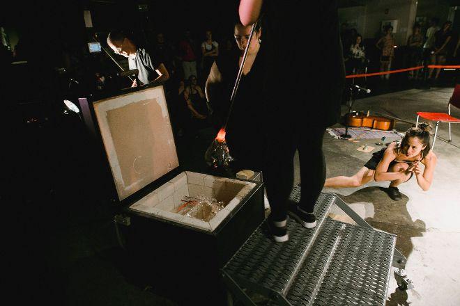 The Chrysler Museum Glass Studio, Norfolk, United States