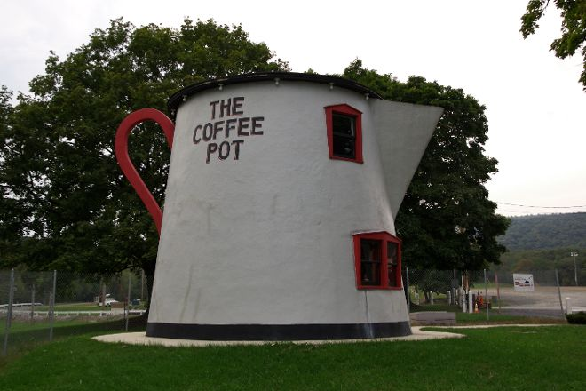 The Coffee Pot, Bedford, United States