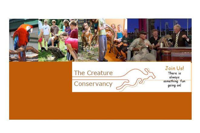 The Creature Conservancy, Ann Arbor, United States