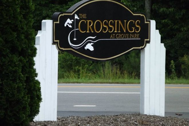 The Crossings Golf Course, Durham, United States
