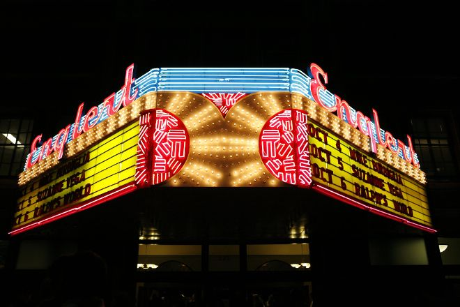 The Englert Theater, Iowa City, United States