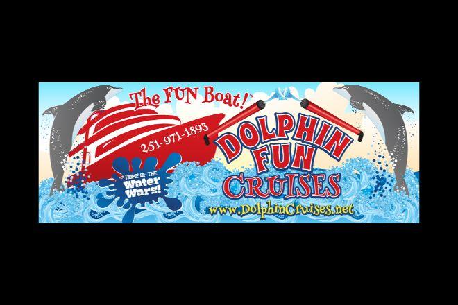 The Fun Boats Dolphin Cruises, Orange Beach, United States
