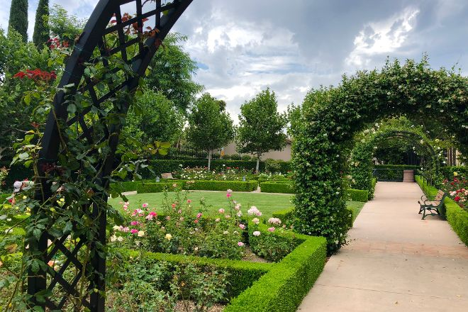 The Gardens of the World, Thousand Oaks, United States