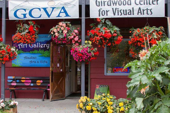 The Girdwood Center for the Visual Arts, Girdwood, United States