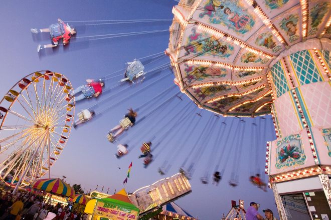 The Great New York State Fair, Syracuse, United States