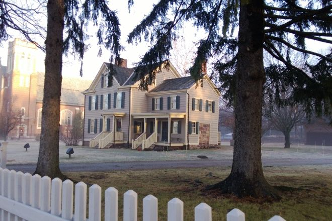 The Grover Cleveland Birthplace, Caldwell, United States
