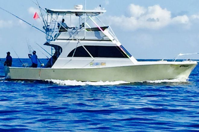 The Helm Sportfishing, Key West, United States