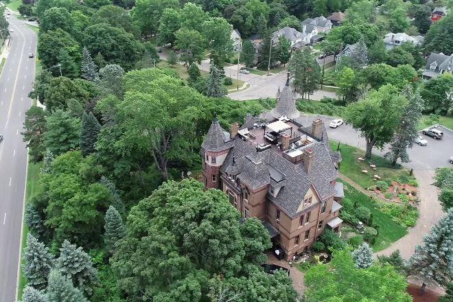 The Henderson Castle, Kalamazoo, United States