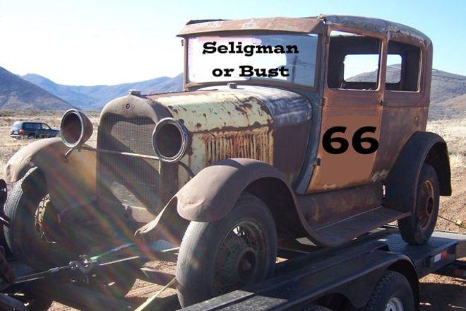 The Historic Seligman Sundries, Seligman, United States