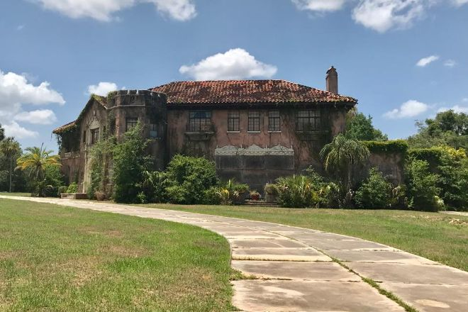 The Howey Mansion, Howey in the Hills, United States