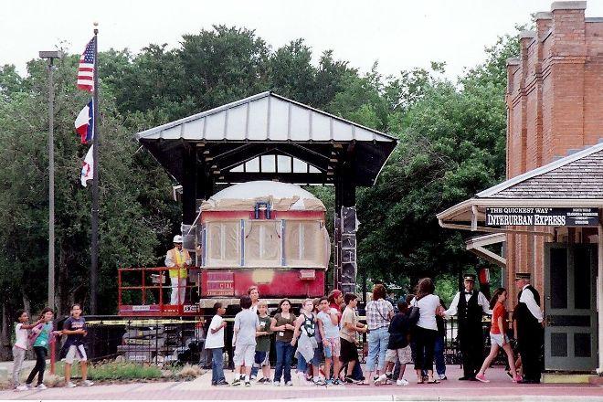 The Interurban Railway Museum, Plano, United States