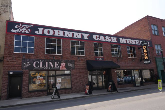 The Johnny Cash Museum & Cafe, Nashville, United States
