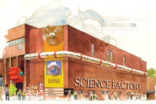 The Lancaster Science Factory, Lancaster, United States