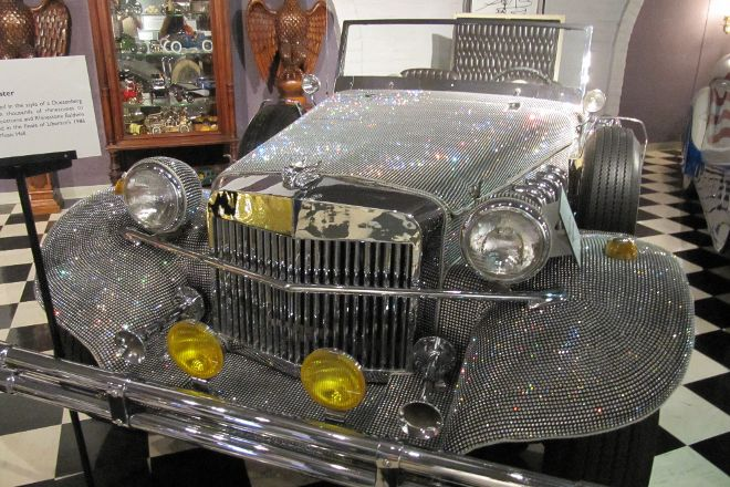 The Liberace Museum Collection, Las Vegas, United States