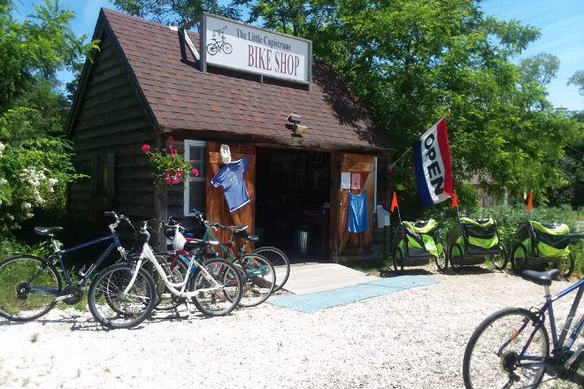 The Little Capistrano Bike Shop, Eastham, United States