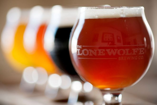 The Lone Wolfe Brewing Company, Wolfeboro, United States