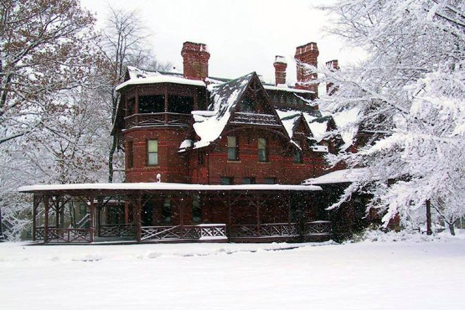 The Mark Twain House & Museum, Hartford, United States